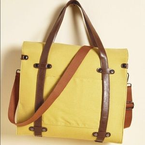 Camp Director Tote Bag ModCloth NEW